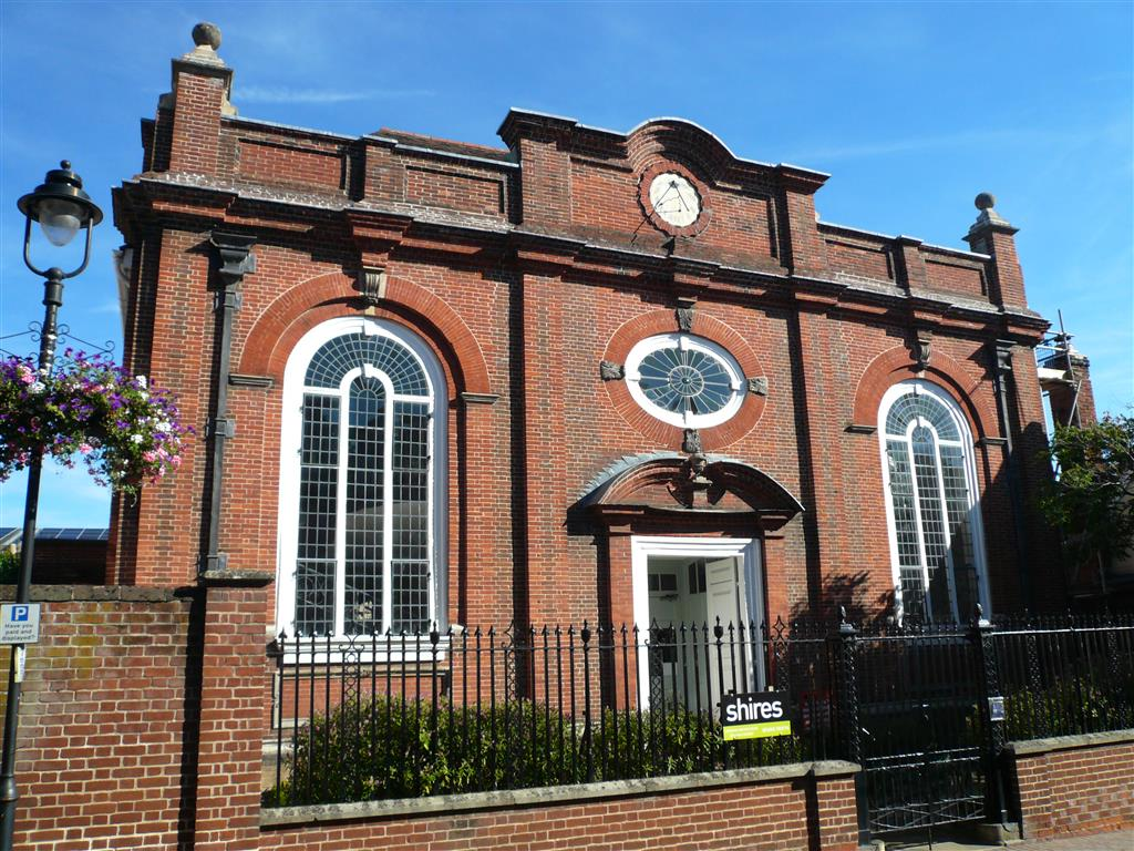 UNITARIAN MEETING HOUSE
